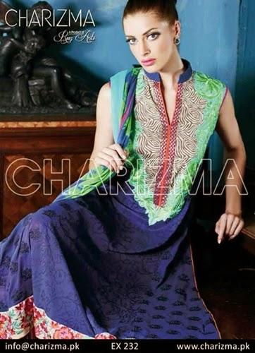 Charizma Lawn 2014 Vol-2