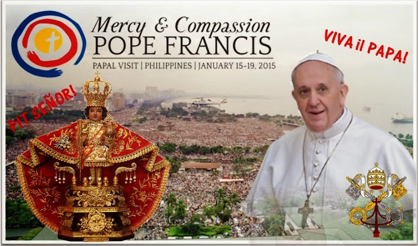State and Apostolic Visit of His Holiness Pope Francis to the Philippines