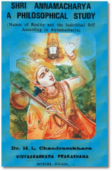 """Shri Annamacharya A Philosophical Study"" #by Dr. H.L. Chandrasekhara#"