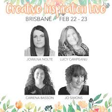 CREATIVE INSPIRATION        LIVE 2020