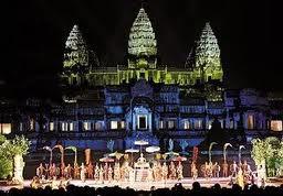 Angkor Temple , Siemreap ,Cambodia