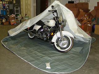 Funda para moto para la conservación de Harley Davidson
