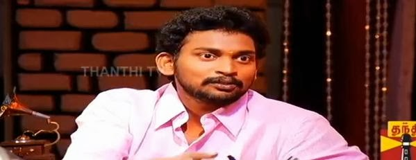 Thenali Darbar – Actor Bharani 04.11.2013 Thanthi TV
