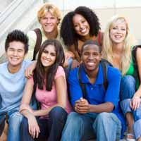 Students With Scholarships