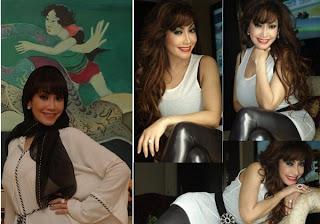 Kumpulan Foto Melinda Dee Citibank Hot