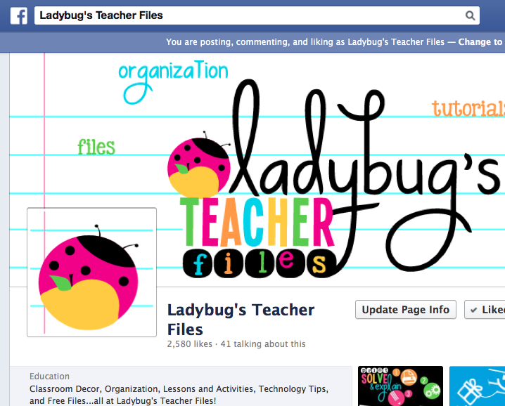 https://www.facebook.com/ladybugsfiles