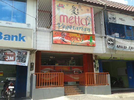rumah makan metta vegetarian taman duta mas jelambar jakarta