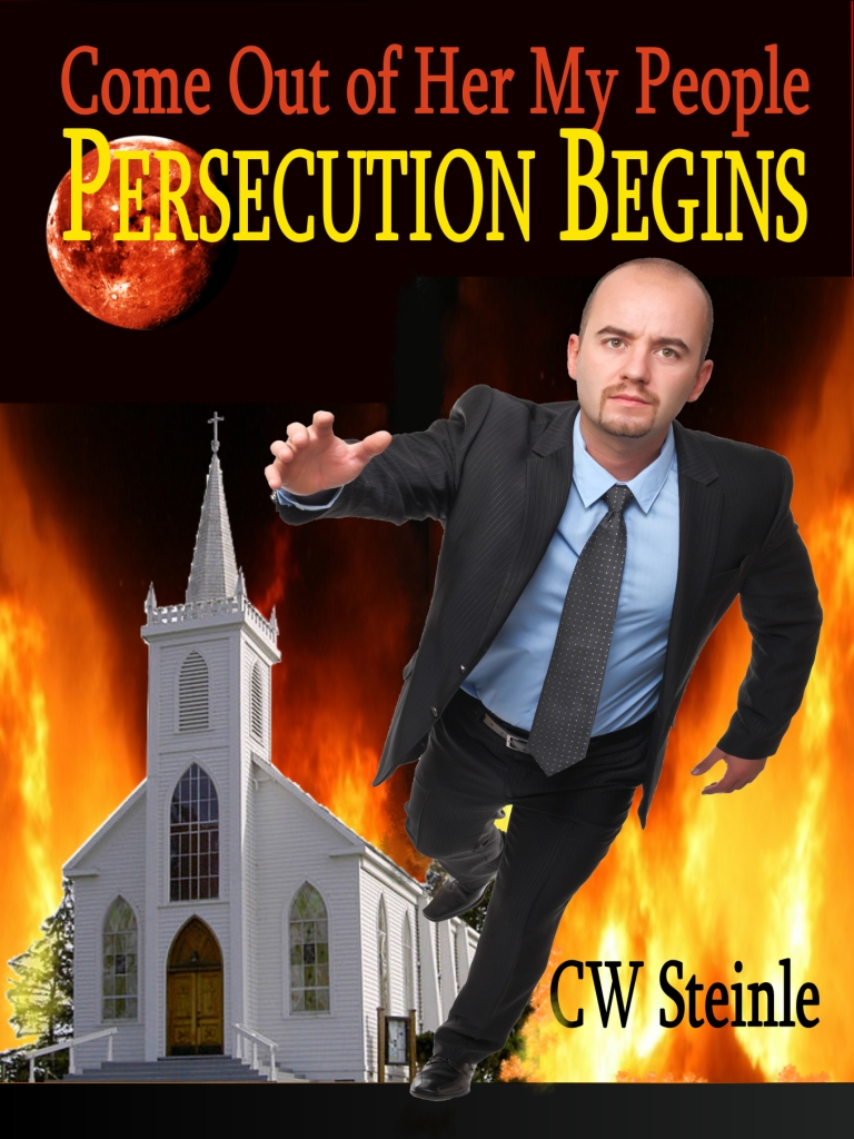 Persecution Begins book cover image