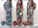 Gamis Motif Zebra SOLD OUT