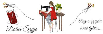 ...Dalwi... blog o szyciu i nie tylko