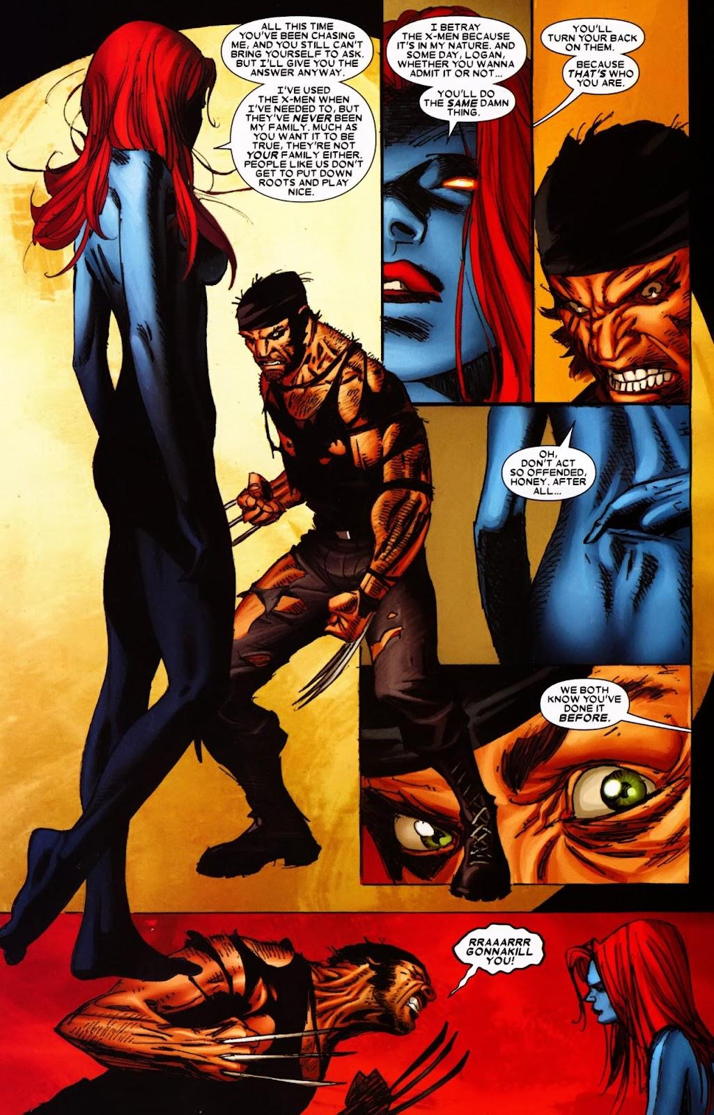 Read online Wolverine (2003) comic -  Issue #65 - 13