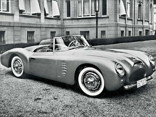BMW Roadster (1954)