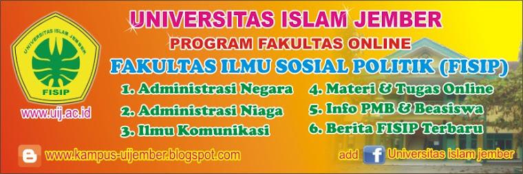 fisip niversitas islam  jember