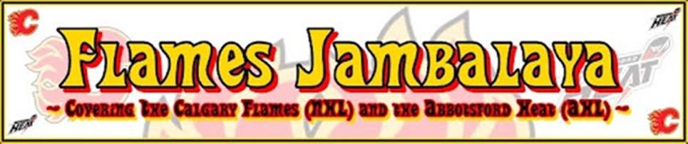 Flames Jambalaya - Covering the Calgary Flames and the Adirondack Flames