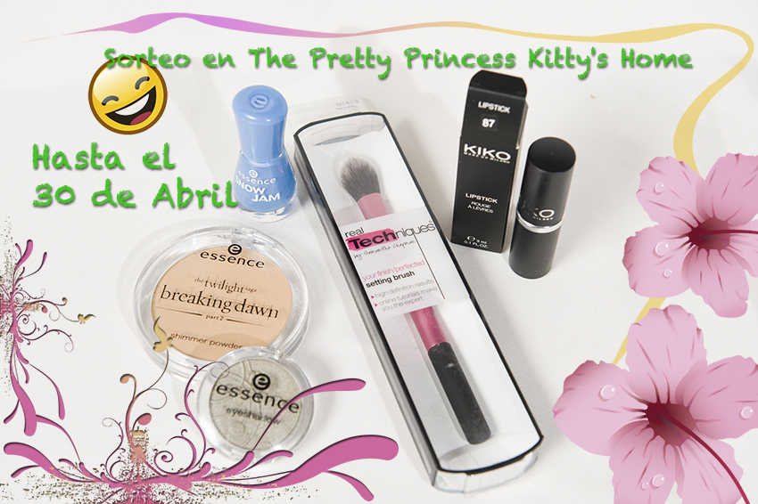 sorteo en: THe pretty princess kitty's home