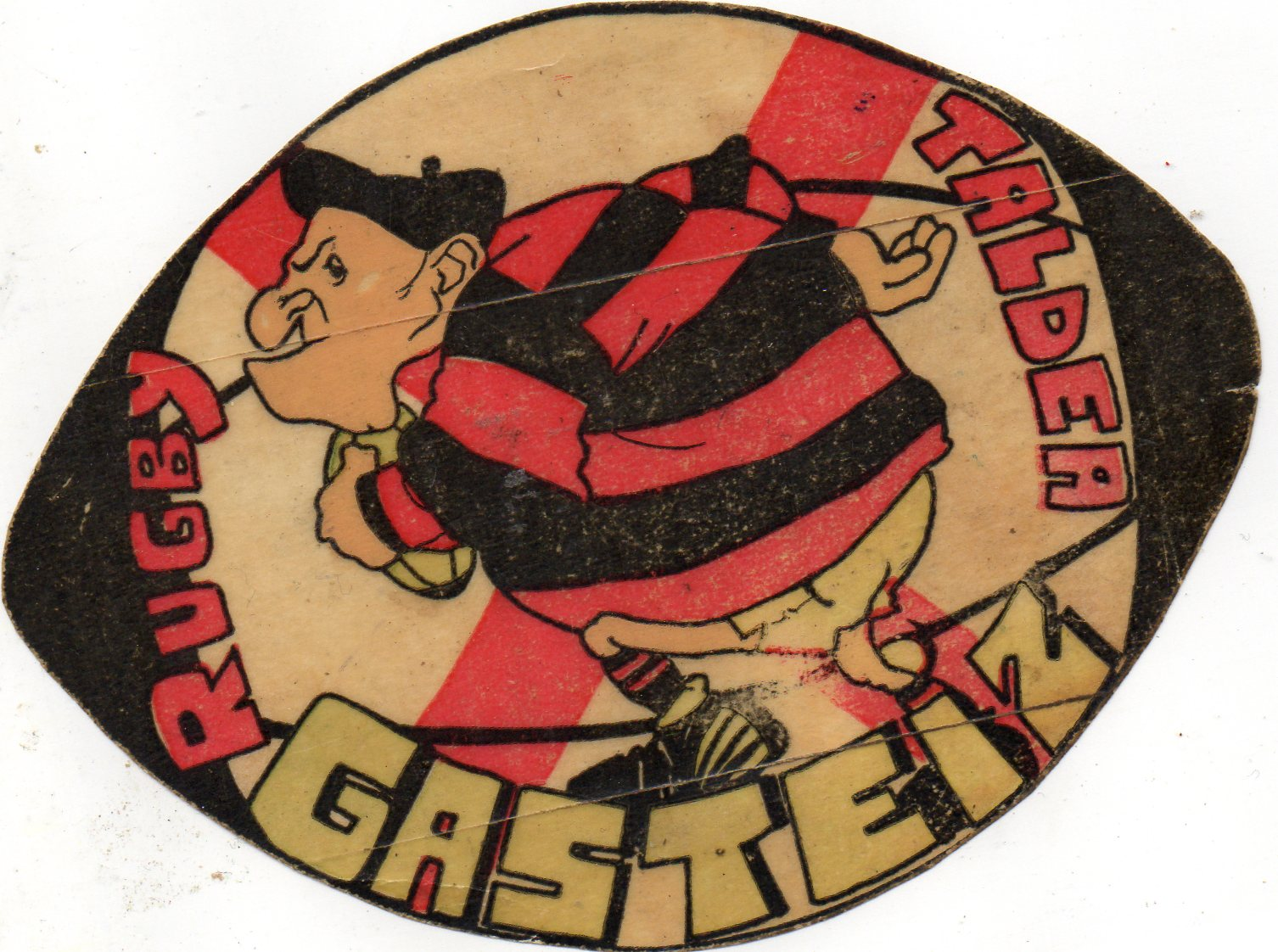 GASTEIZ RUGBY TALDEA