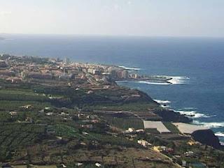 View from La Orotava - Tenerife