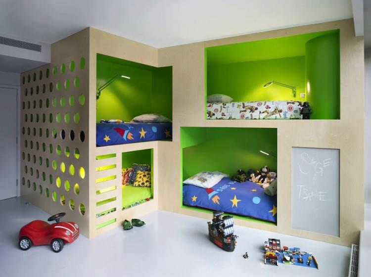 pulmonate's design & architecture blog: kids rooms iii _ rooms for