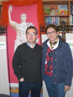 El Blog de María Serralba-Dos emperadores en el s.XXI