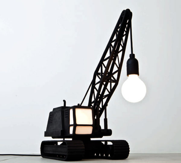 Crazy Lamps crazy spideyy: lamp design