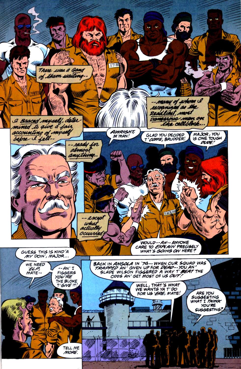Deathstroke (1991) Issue #18 #23 - English 10