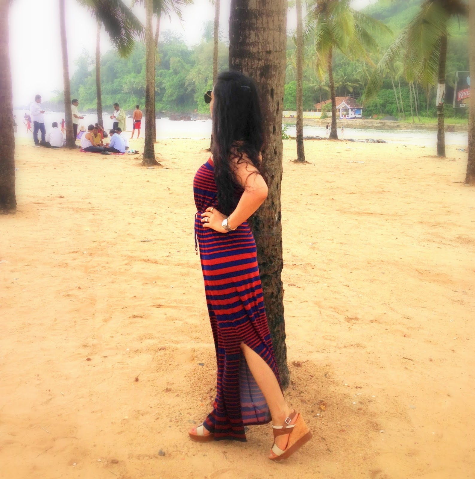 what to wear in goa in october
