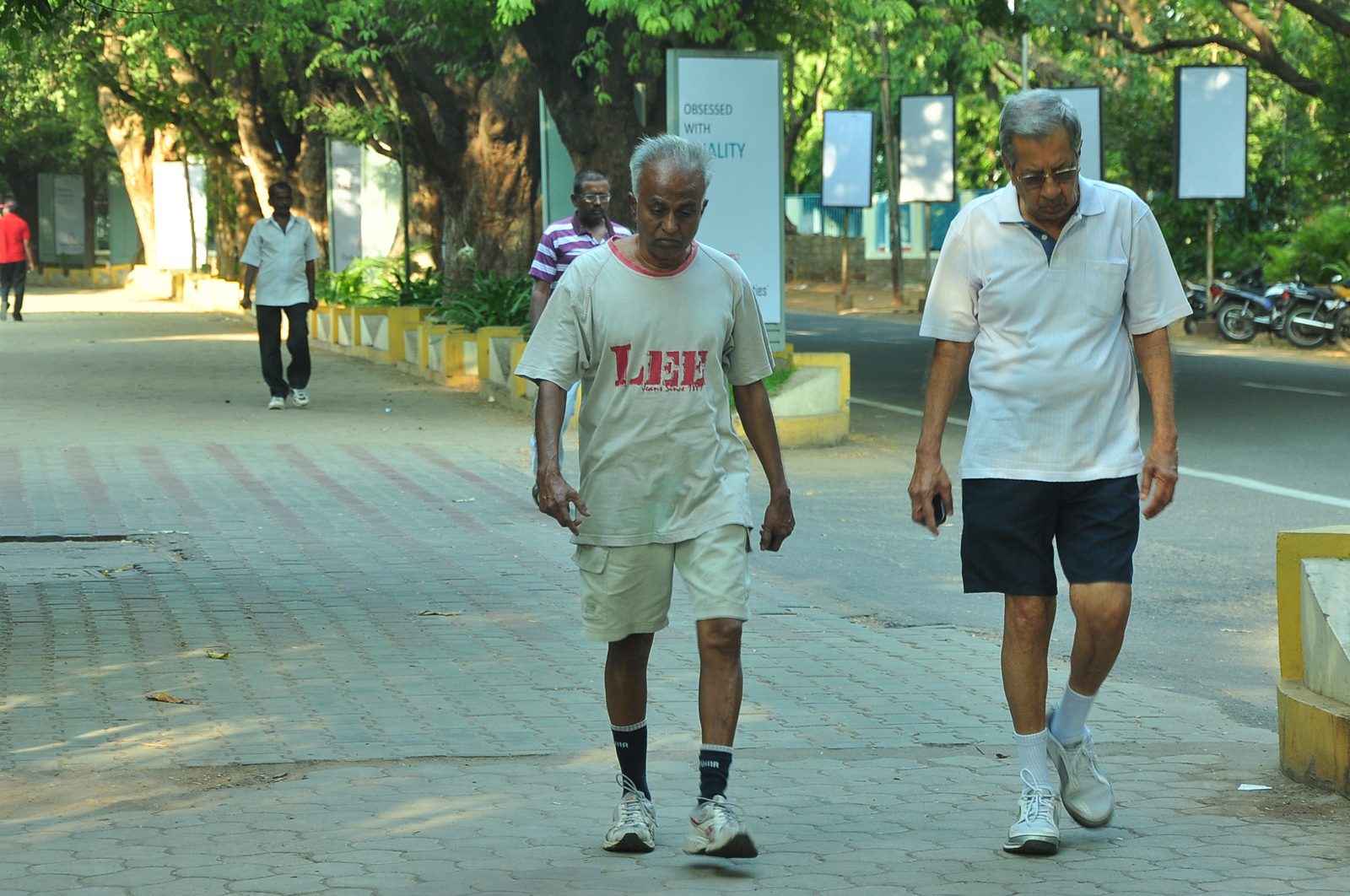 Pradeep damodaran inside kovai the walkers park in race course inside kovai the walkers park in race course encircles a small patch of land rich in history solutioingenieria Gallery