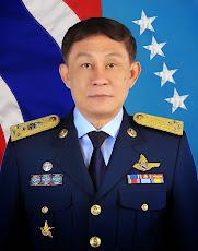 พลอากาศเอก อานนท์ จารยะพันธุ์ รองผู้บัญชาการทหารอากาศ