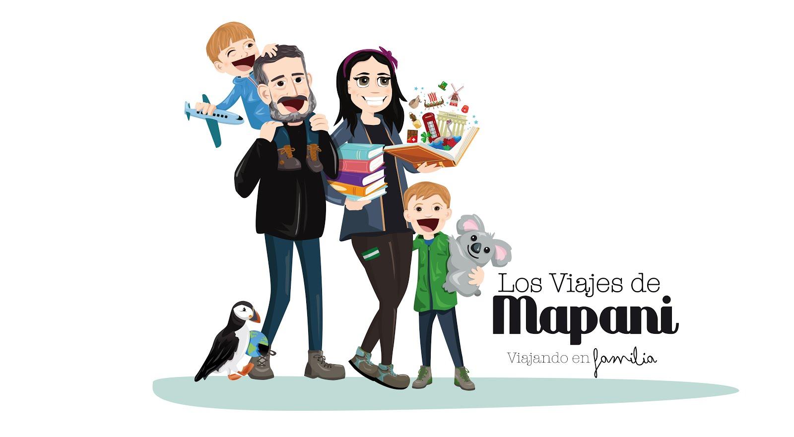 Los viajes de Mapani