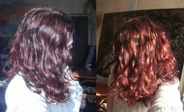 Niedziela dla włosów z olejem arganowym loton, maską nawilżającą ecolab oraz bardzo mocnym oczyszczaniem ;)