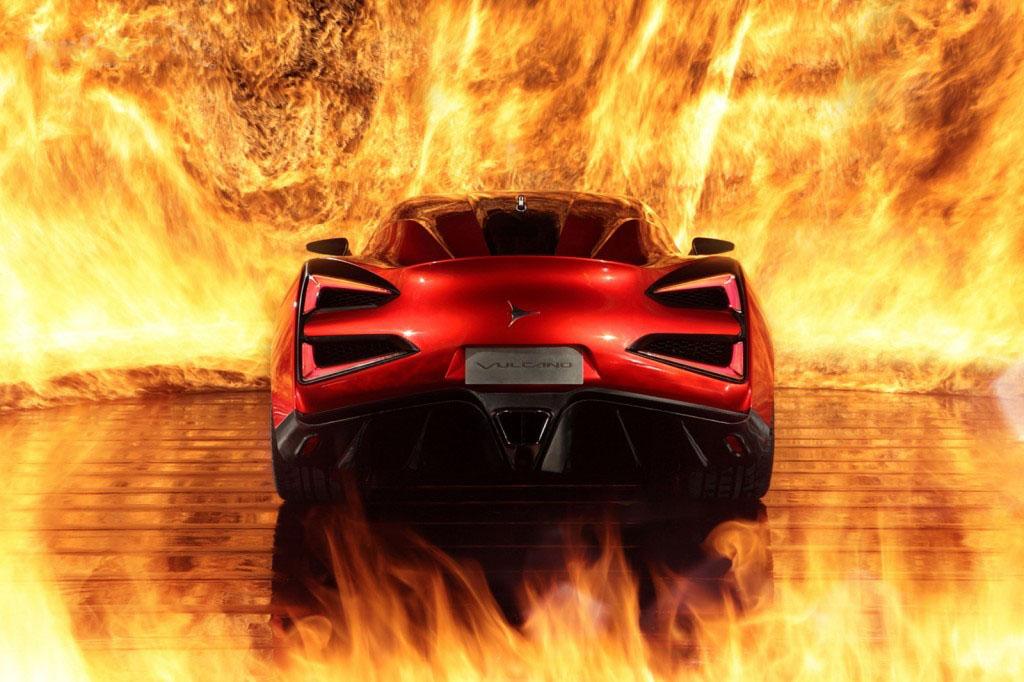 a car 2013 Icona Vulcano Concept