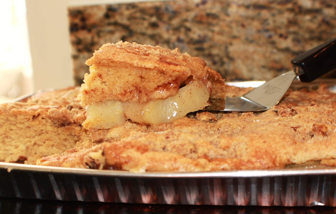 Moist Bisquick Streusel Coffee Cake