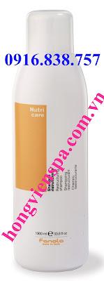Fanola Nutri Care - Chăm sóc tóc hư tổn - Made in ITALY