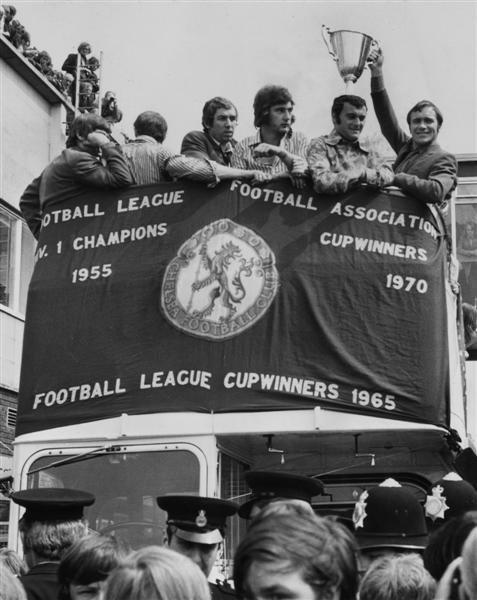 Fotos Históricas del Chelsea