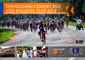 Terengganu Century Ride 2014 - 13 September 2014