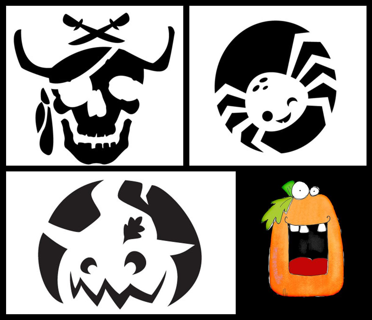 Cute Photography Love: Halloween Pumpkin Carving Patterns Ideas
