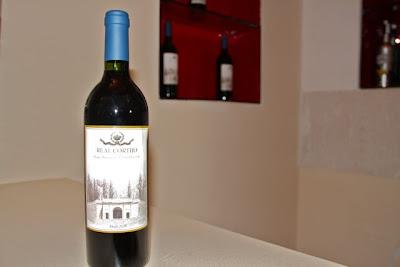 Vinos Bodega del Real Cortijo. Blog Esteban Capdevila