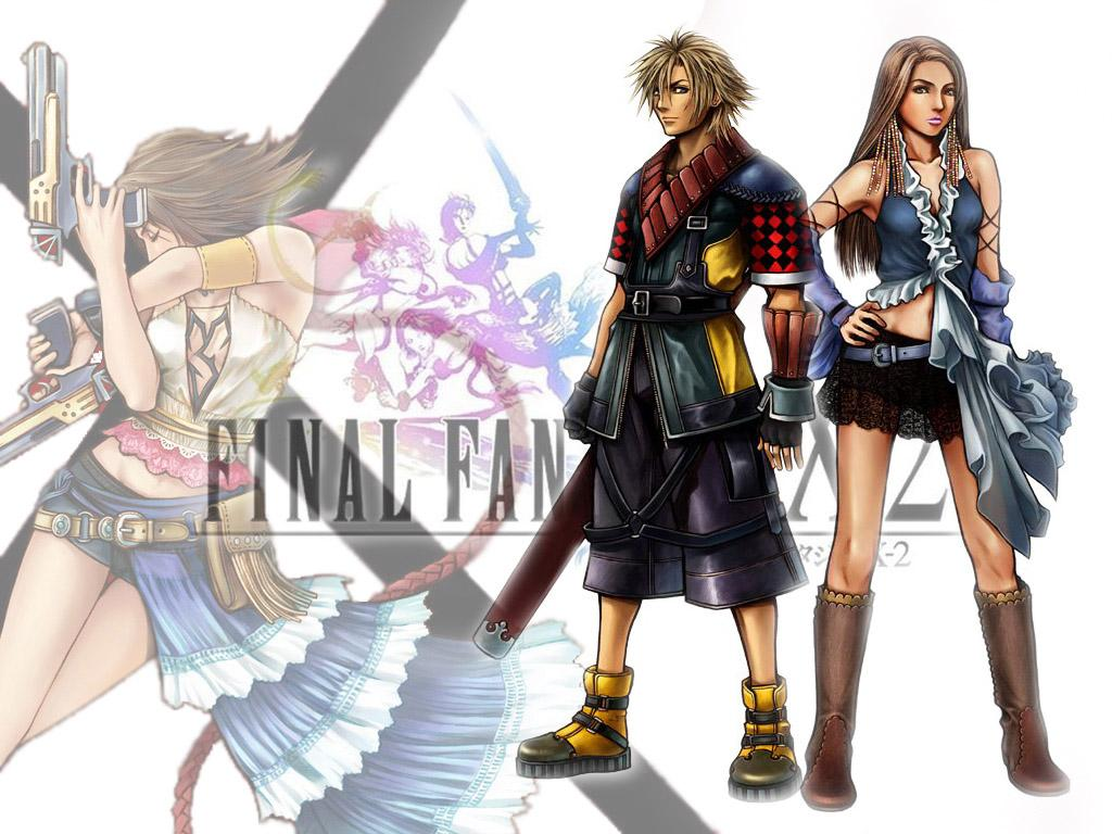 Final Fantasy HD & Widescreen Wallpaper 0.906827789134645