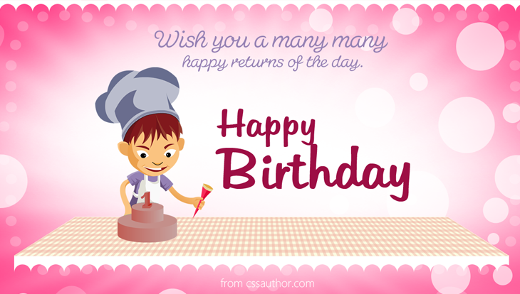 Birthday Day Cards gangcraftnet – Islamic Birthday Greetings