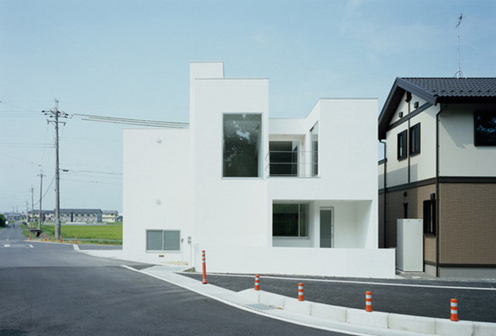 Japanese home design modern desert homes Japan home design ideas