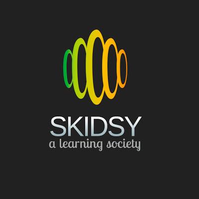 Skidsy logotipo