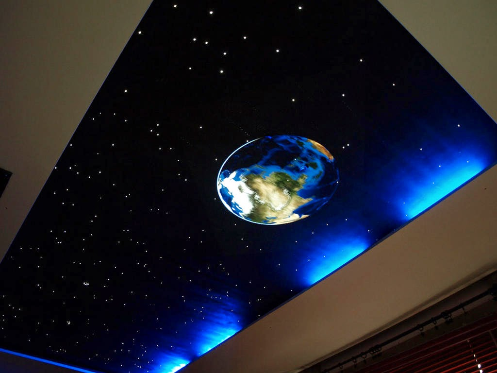 "Great tips to Ceilings ""Starry Sky"""