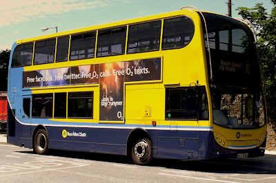 Dublin Buses - O2