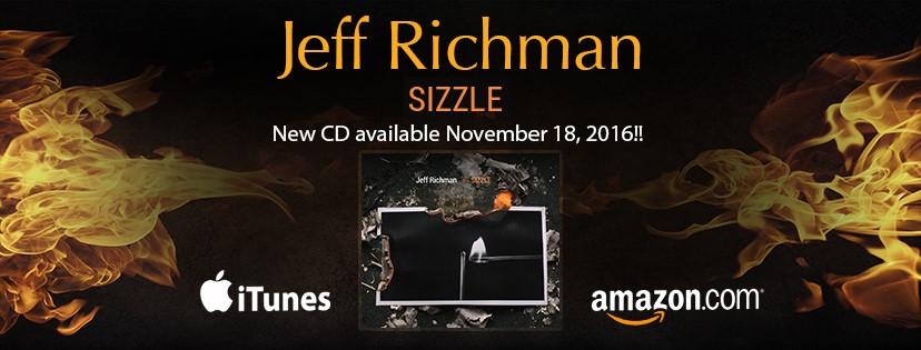 Jeff Richman - Sizzle