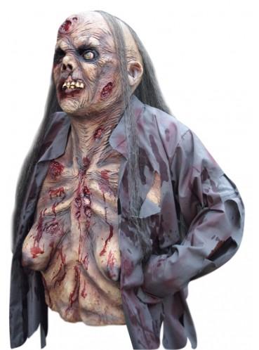 Diiisfraz de Zombie Mutante