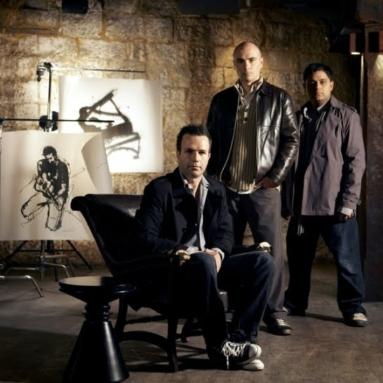 Paul Winn Band: indie pop\rock trio from Sydney, NSW, AU played in E115 of the ArenaCast