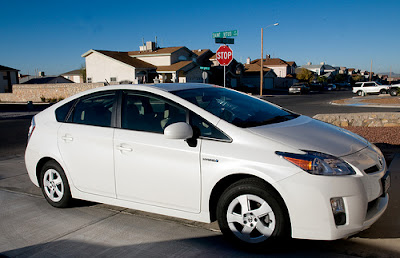Prius, Prius Theft, NCIB, Hybrid vehicles