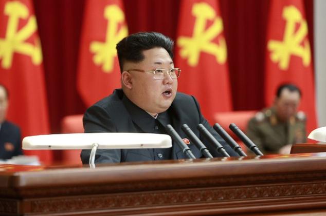 ผมทรงนี้ท่านได้แต่ใดมา New Look คิมจองอึน ผู้นำเกาหลีเนือ