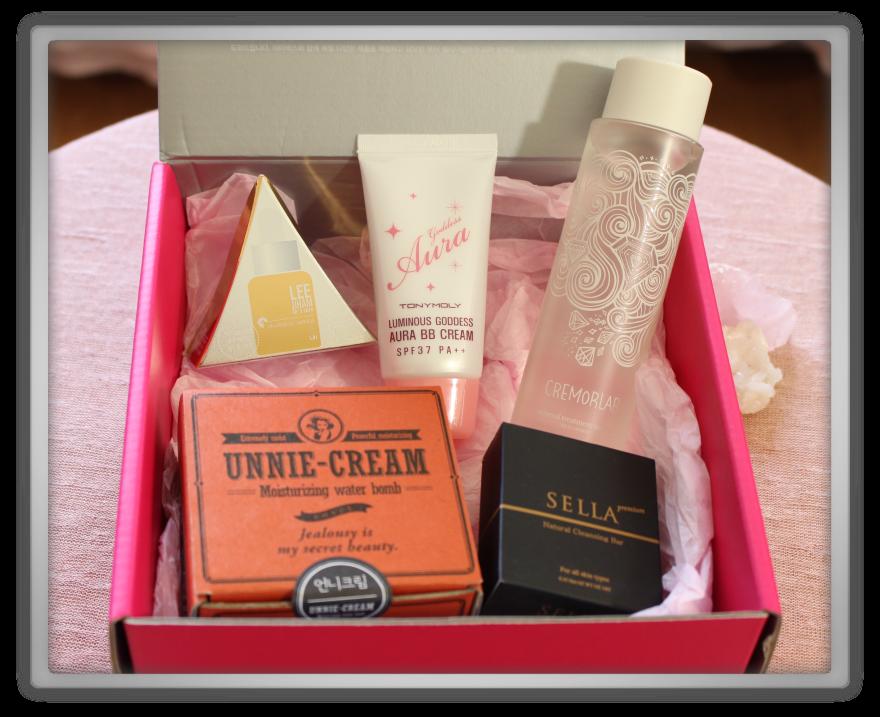 겟잇뷰티박스 by 미미박스 memebox beautybox naked nakedbox #20 unboxing review preview box look inside