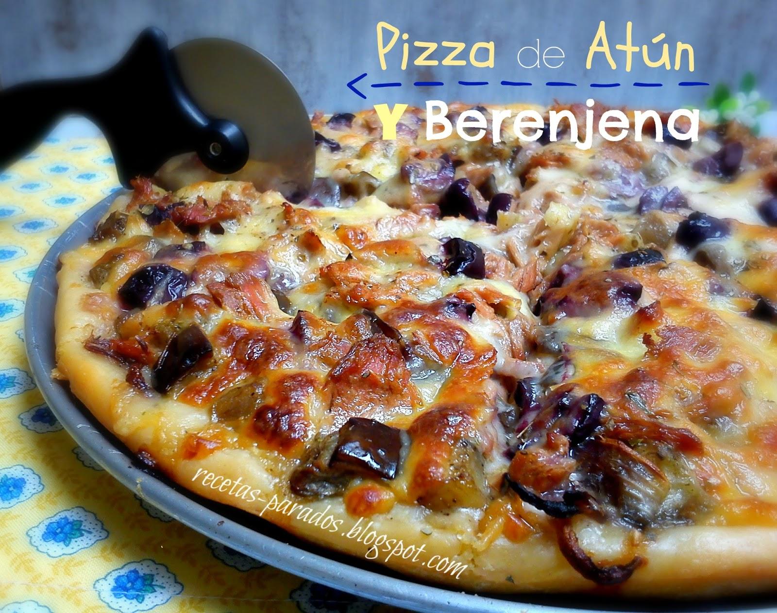 pizza-atún-berenjena